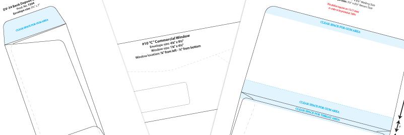 envelope templates download envelope design template wsel. Black Bedroom Furniture Sets. Home Design Ideas