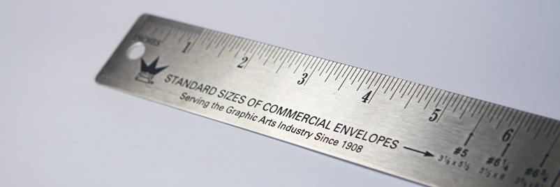 measuring an envelope envelope measurements dimensions wsel