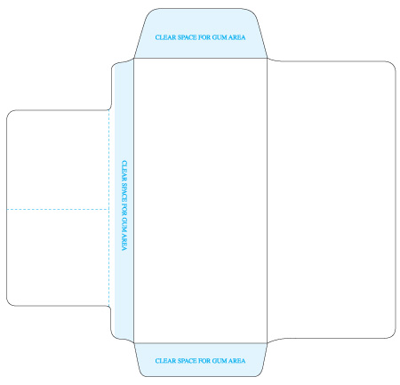 Envelope Templates - Bank / Parking Envelope Template | Wsel