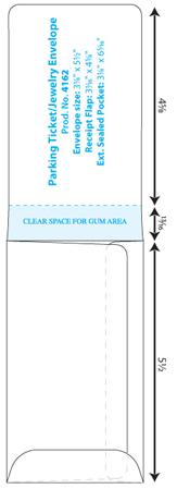 envelope templates bank parking envelope template wsel