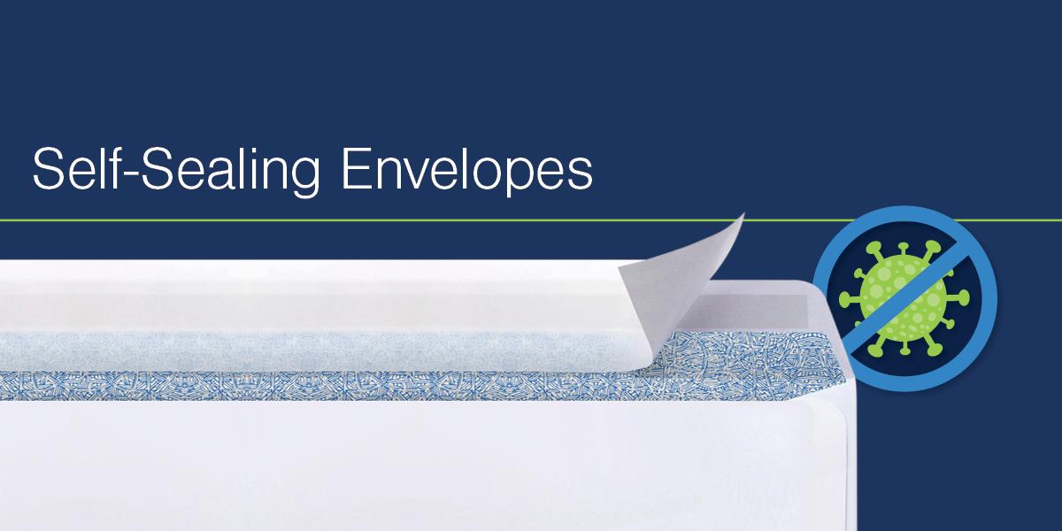 Self Sealing Envelopes