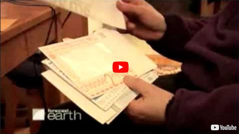 Meet EcoEnvelopes Inventor Ann DeLaVergne